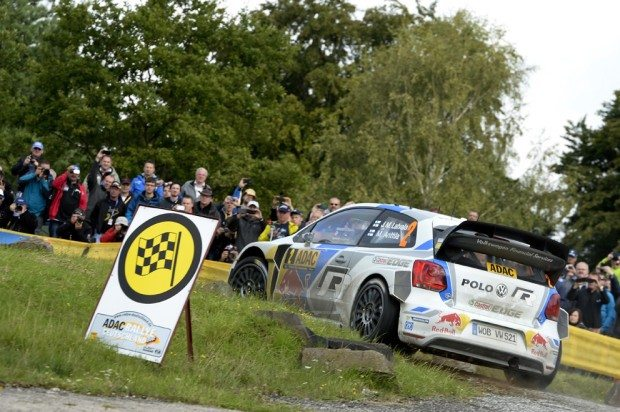 Jari-Matti Latvala (FIN), Miikka Anttila (FIN) Volkswagen Polo R
