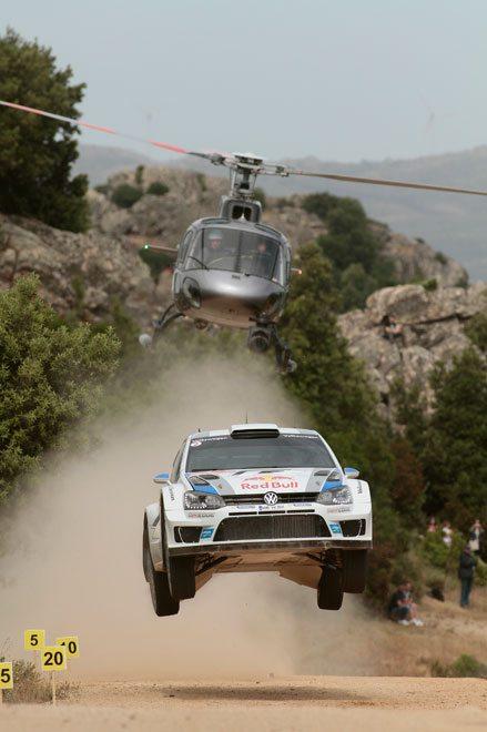 VW WRC