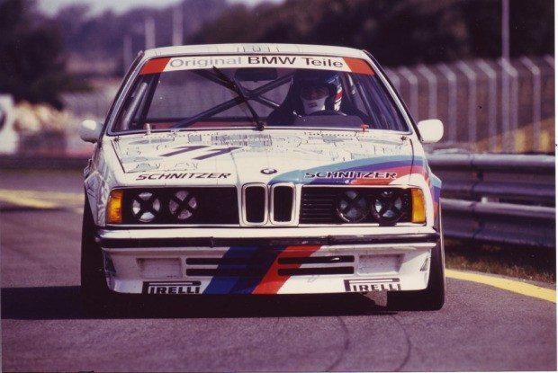 BMW 635 Capelli