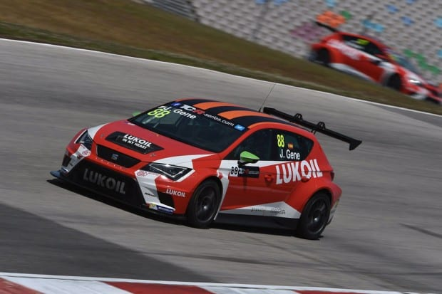TCR series Portimao, Portugal 8 - 10 May 2015