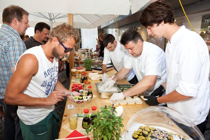 Bludenz 2015 Vorarlberg isst .... Street Food Festival, Vorarlbe