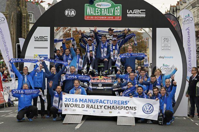 WRC Rally Great Britain 2016 Photo: Bodo Kräling
