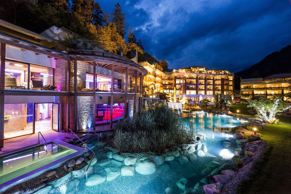 Hotel Test The Luxury Resort In The Alps Sport