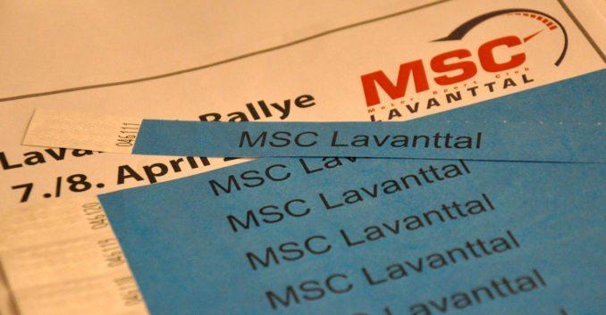 Vorbereitungsarbeiten der Lavanttal-Rallye laufen auf Hochbetrieb