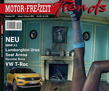 Aktuelles Motor Freizeit Trends Magazin