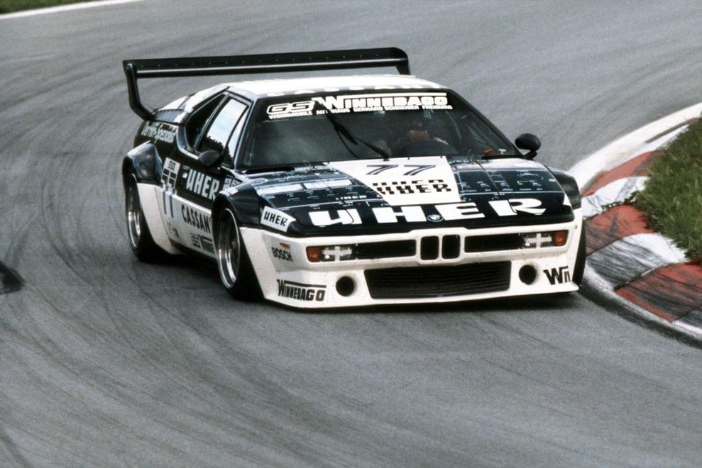 GER // Lancia Corse Hans Heyer DTM Legenden Autogrammkarte DRM