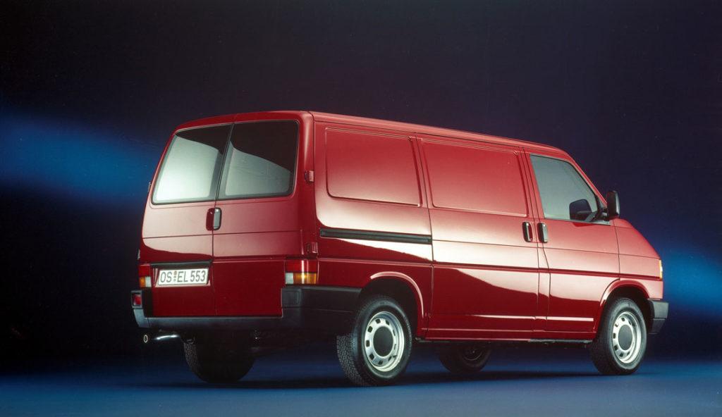 1990 bis 2020 – 30 Jahre T4: Als VW den Transporter neu erfand