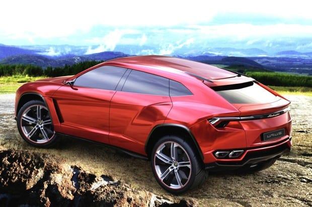 Lamborghini bricht in ein neues Zeitalter auf