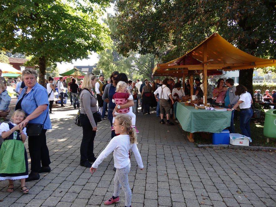 18. Klauser Dorf- und Bauernmarkt