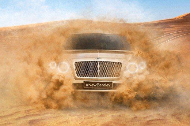 Bentley Falcon