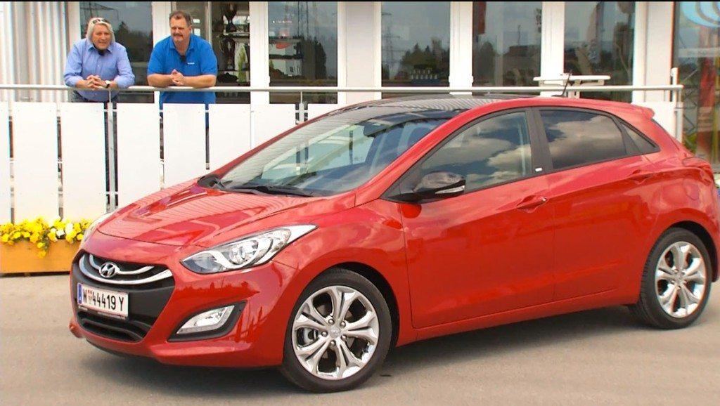Hyundai i30 Sondermodell Go! Plus