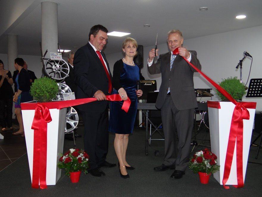 Eröffnung Autohaus Leitner
