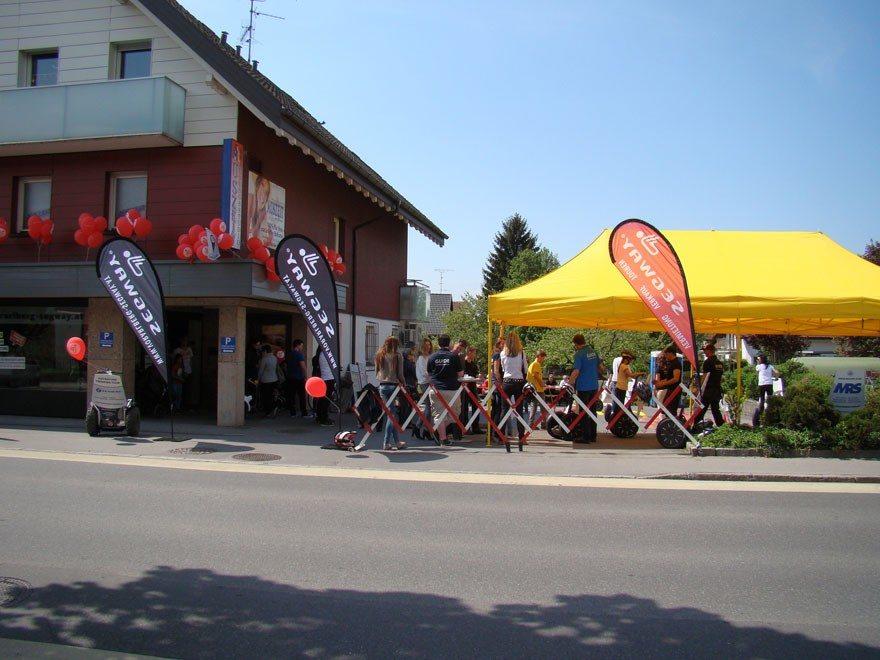 Segway Vorarlberg