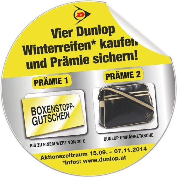 Dunlop Winter Praemie rund