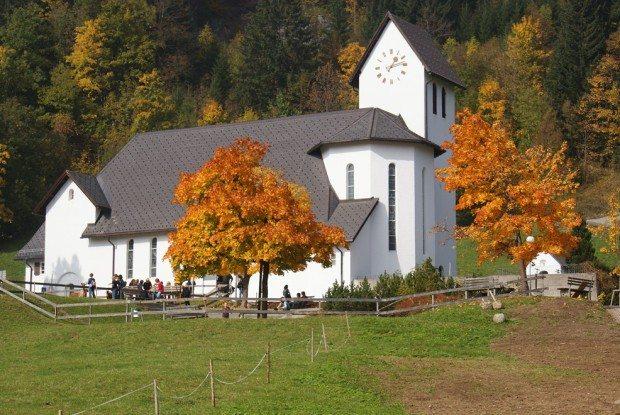 Ebnit-Kirche