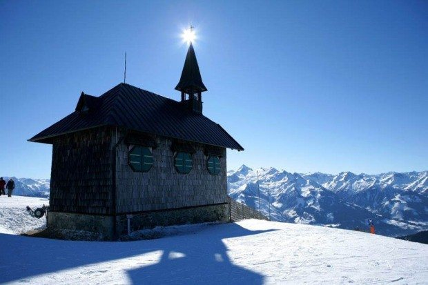 Elisabeth Kapelle auf der Schmittenhöhe (c) Zell am See-Kaprun Tourismus