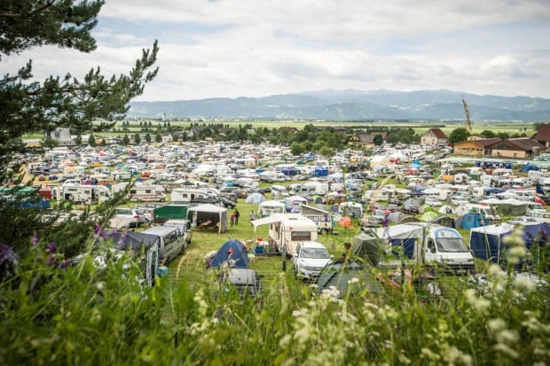 Campground - Overview
