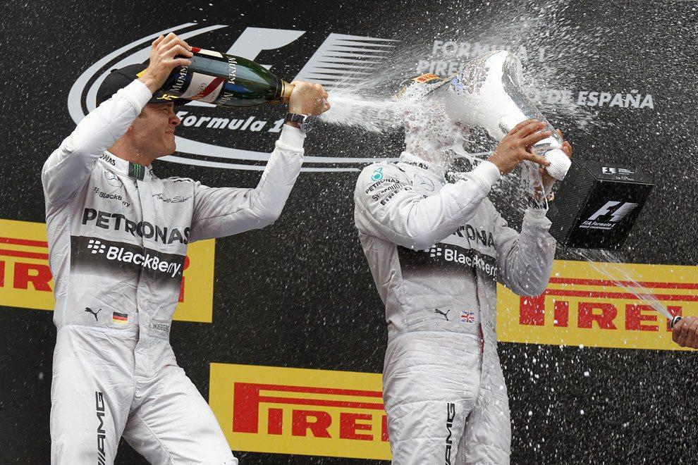 F1 GP Spanien