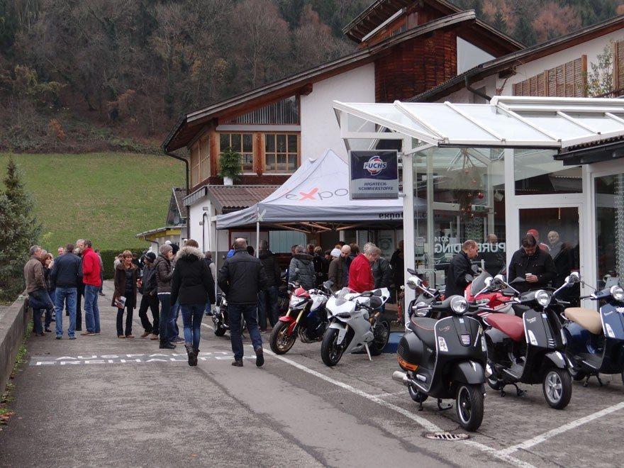 Motorrad Mähr, Feldkirch