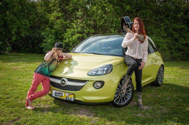 GuGabriel-&-Opel-ADAM-ein-perfektes-Paar