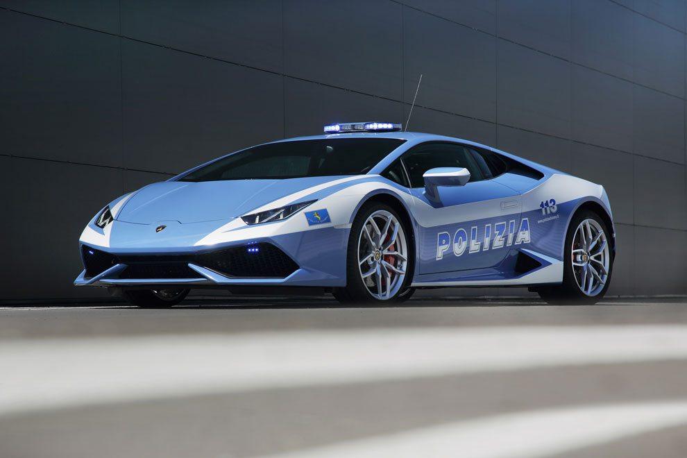 Lamborghini Huracán-LP610-4-Polizia