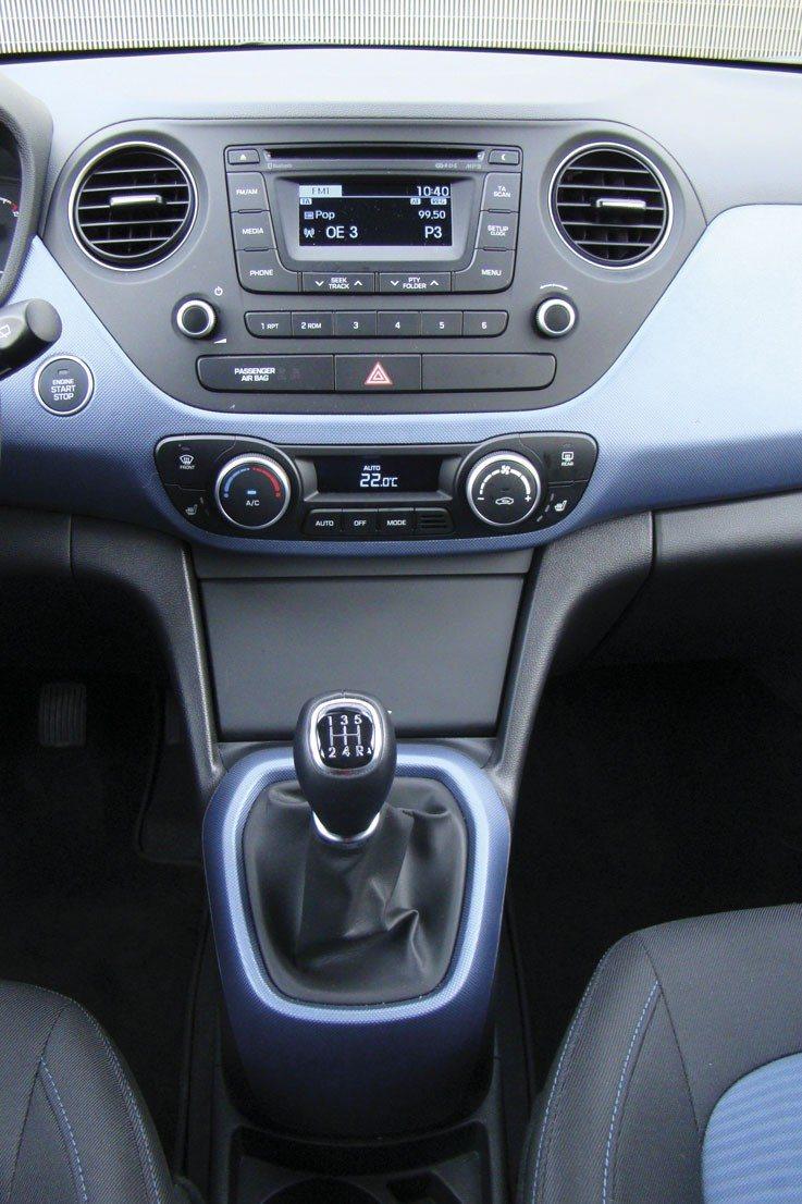 Hyundai i10 1.2 Premium – Testbericht