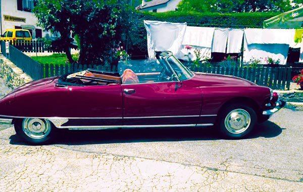 Lignieres Auction 2014_Citroen DS cabriolet_1965