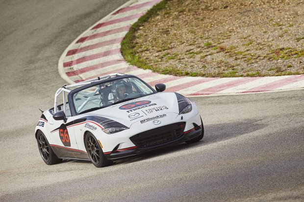 MX-5 Global Cup Car_front