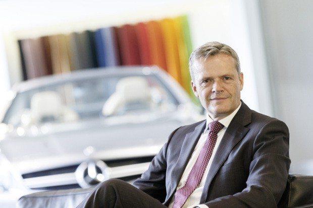 Markus Schäfer, Daimler AG