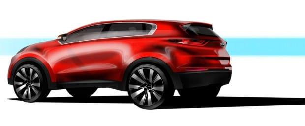 Next Generation Kia Sportage (2)