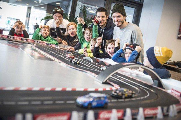Projekt Spielberg SE Carrera Bahn © Philip Platzer Red Bull Content Pool