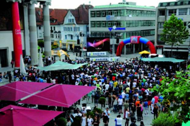 Public Viewing Songcontest