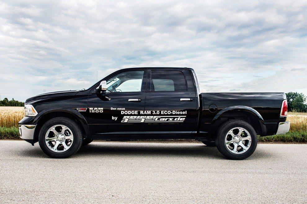 dodge ram 1500 v6 ecodiesel von geigercars. Black Bedroom Furniture Sets. Home Design Ideas