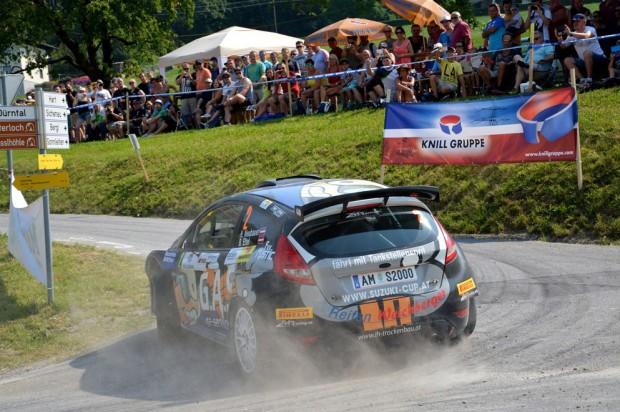 Rallye Weiz tolle Stimmung bei den Fans