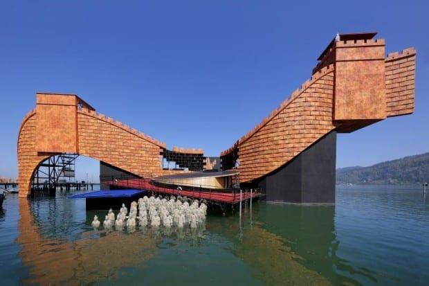 Seebühne Bregenzer Festspiele