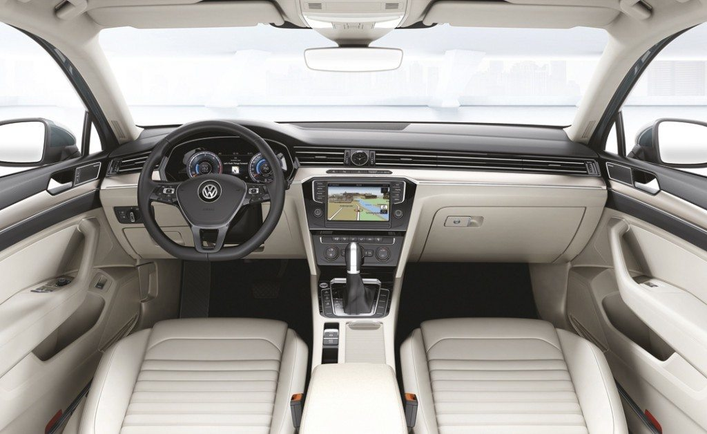 Der neue Passat – die Hightech Business Class von Volkswagen
