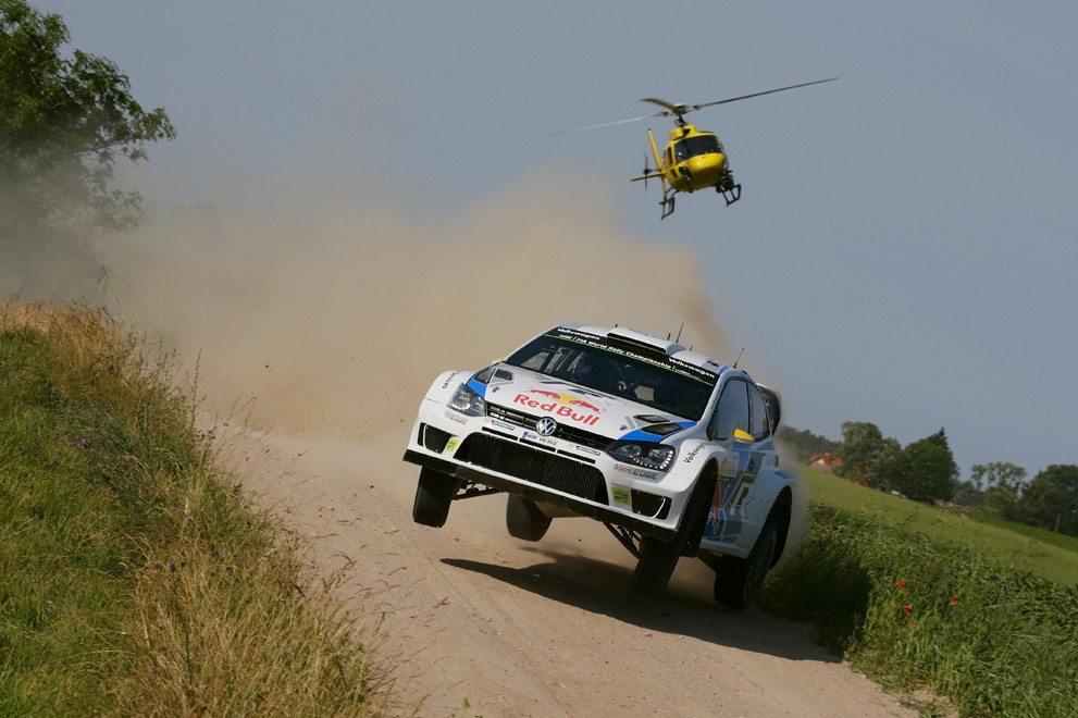 WRC Polen
