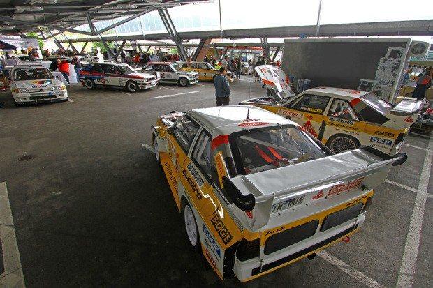 Gr. B Rallyelegenden 2