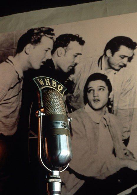 Das original Million Dollar Quartet.